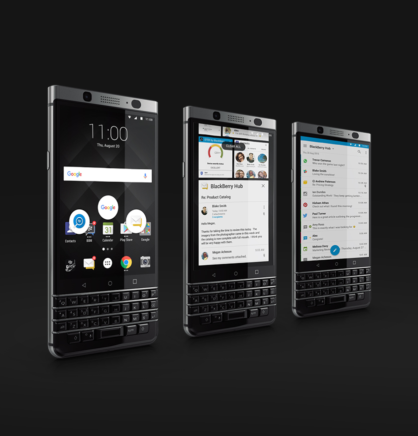All On Android | BlackBerry Mobile Offical Website