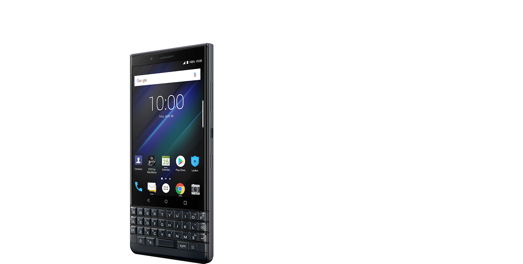 Blackberry Key 2 LE in Slate