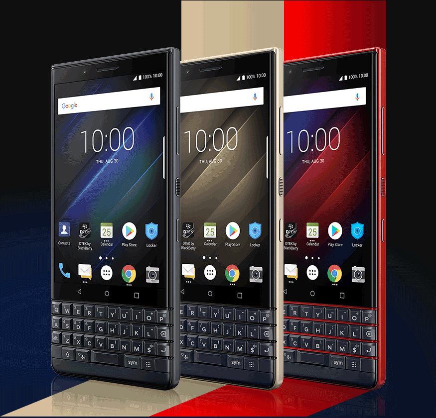 hero - BlackBerry KEY 2 LE
