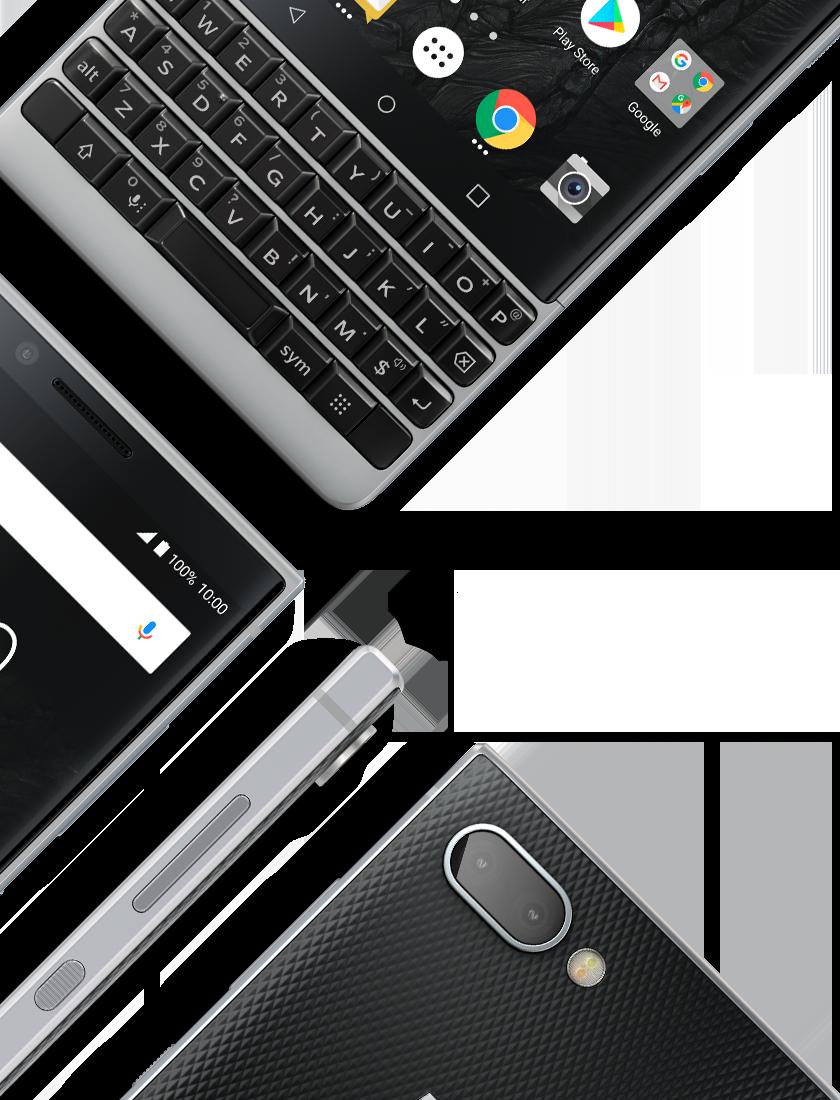 iconic design multi - BlackBerry KEY2