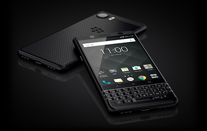 BlackBerry Mobile Official Website