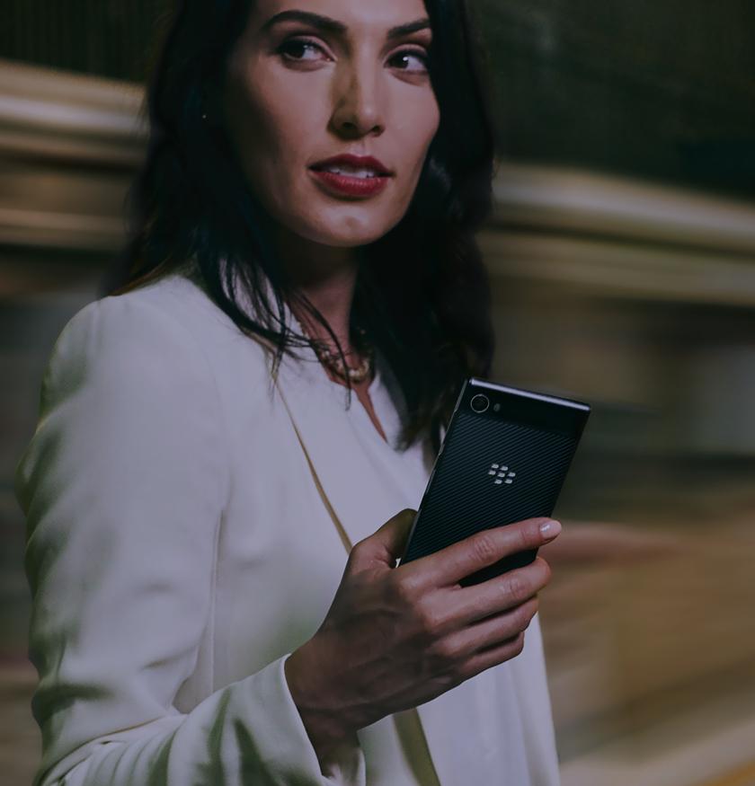 BlackBerry MOTION - relevez vos défis