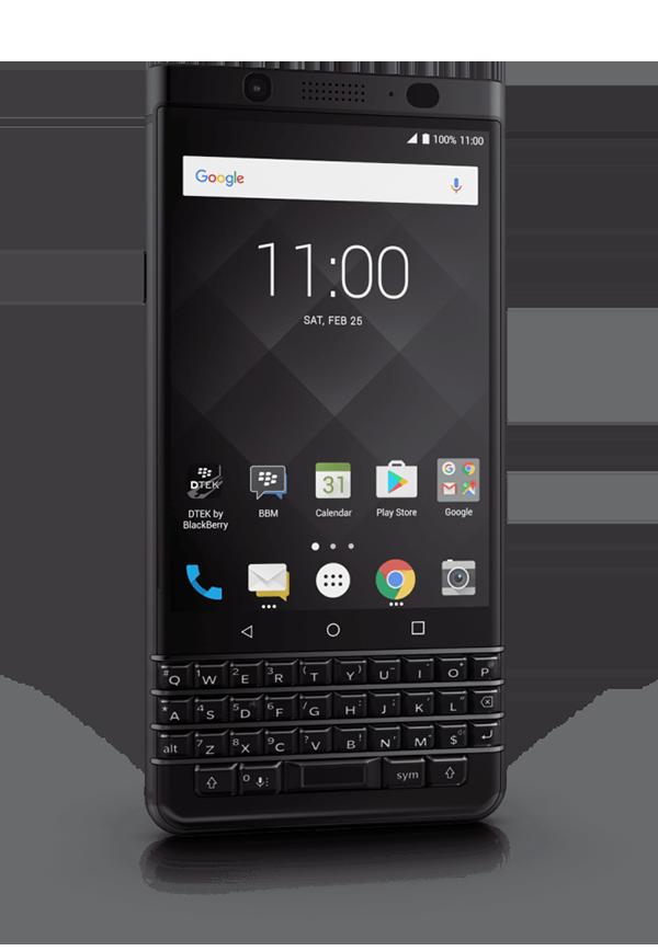 KEYone Black.36 - BlackBerry KEYone