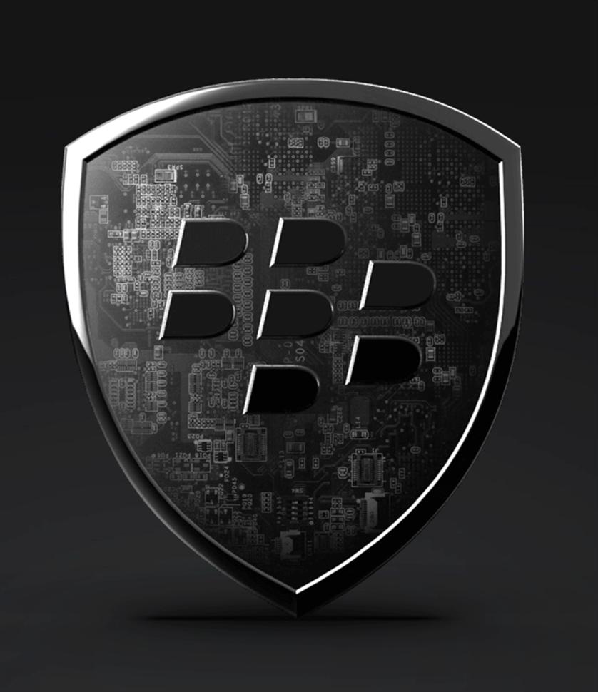 BlackBerry KEYone - smartphone sécurisée