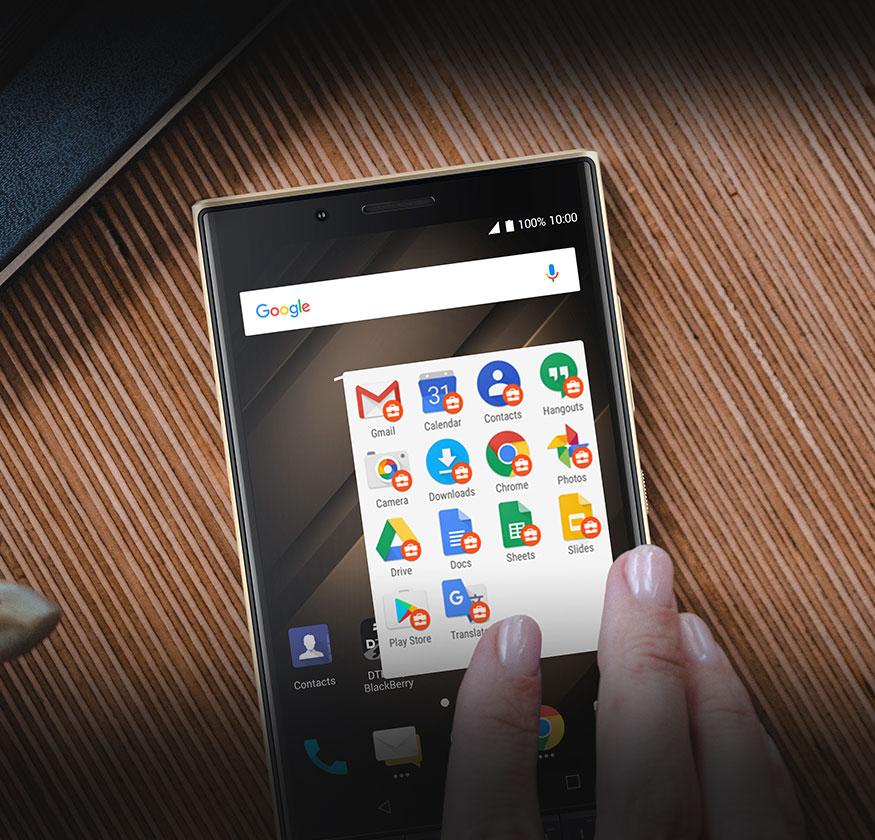 enterprise reccomened - BlackBerry KEY2 LE