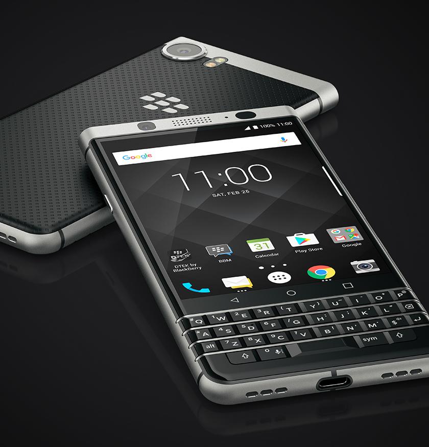 BlackBerry KEYone - Leistung