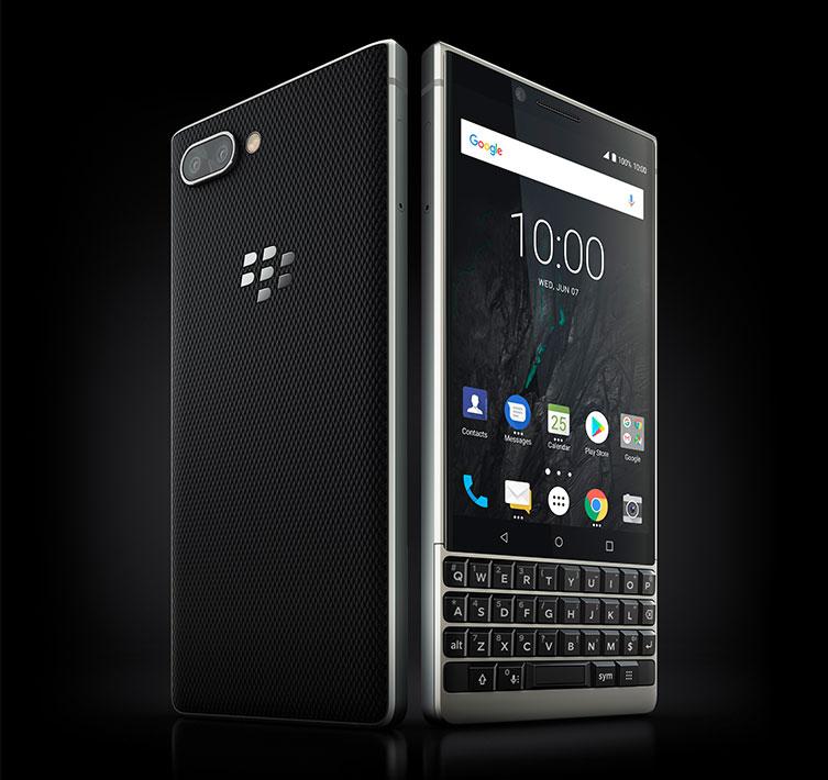 BlackBerry KEY2 - Eigenschaften
