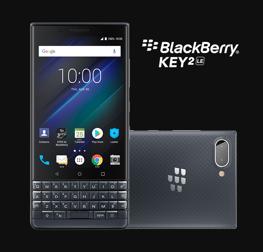 key2le packshot1 - BlackBerry KEY2 LE