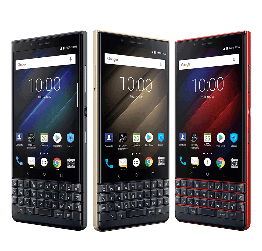 vibrant colors mb - BlackBerry KEY2 LE