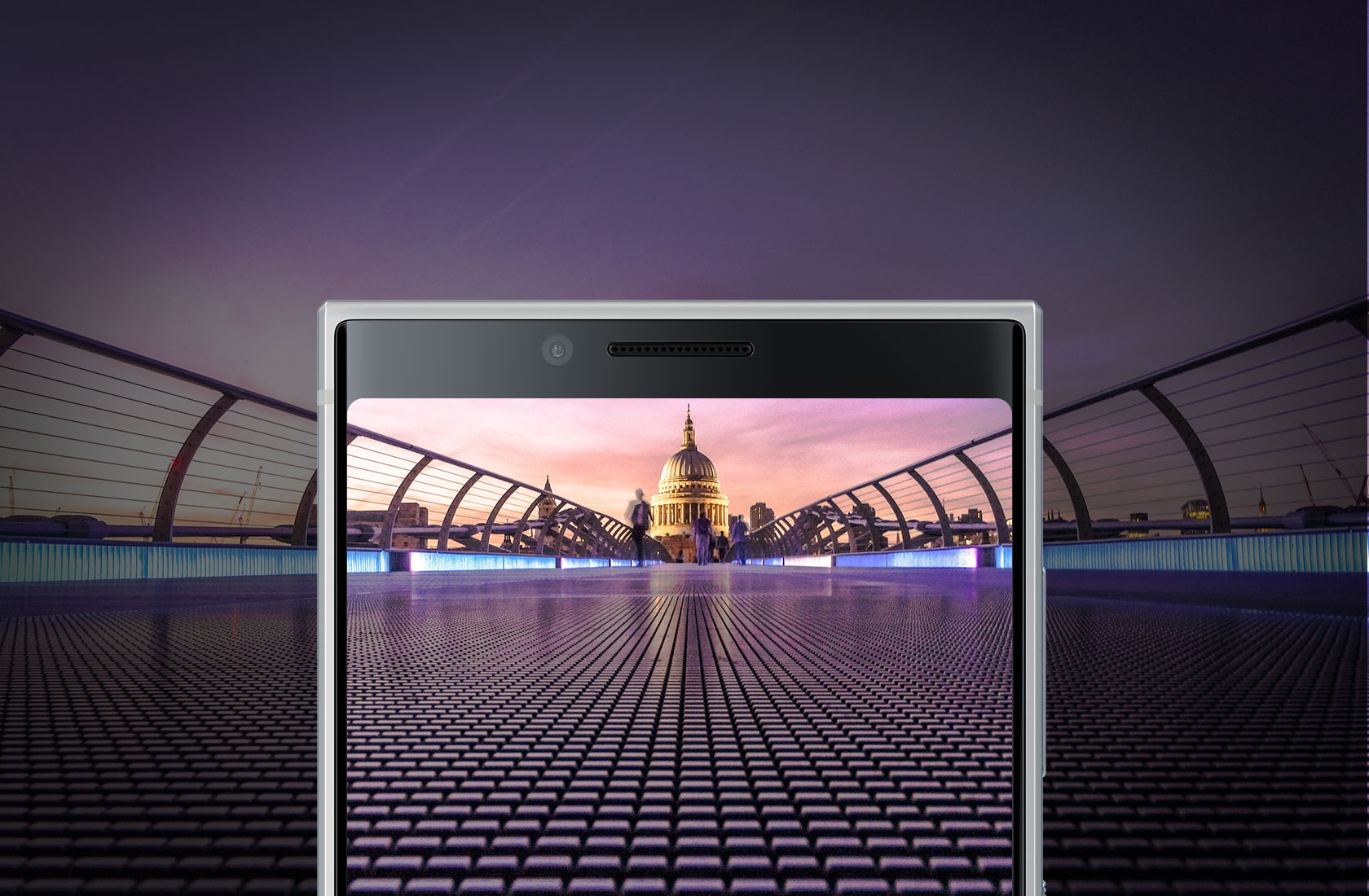 BlackBerry KEY2 - dual camera