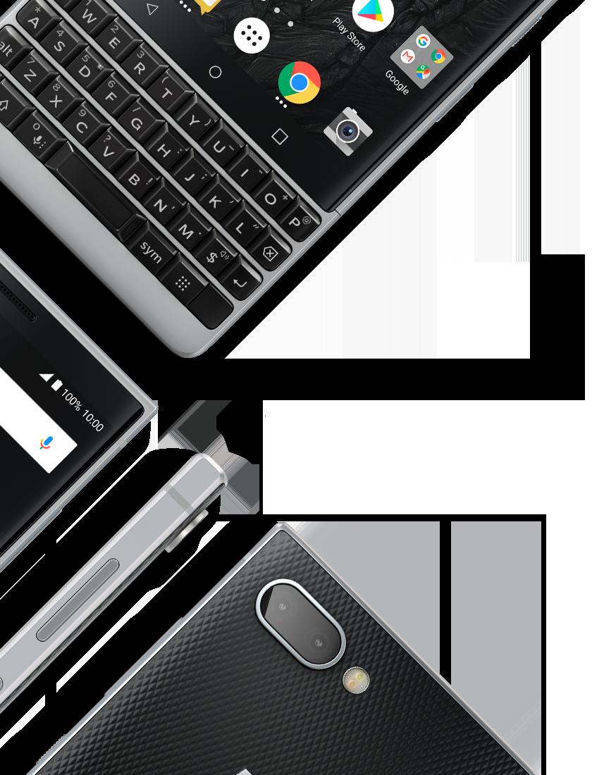 BlackBerry KEY2 - Apps