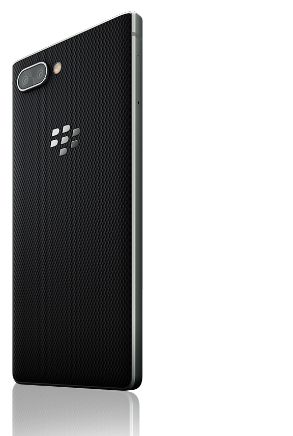 key 2 back view - BlackBerry KEY2