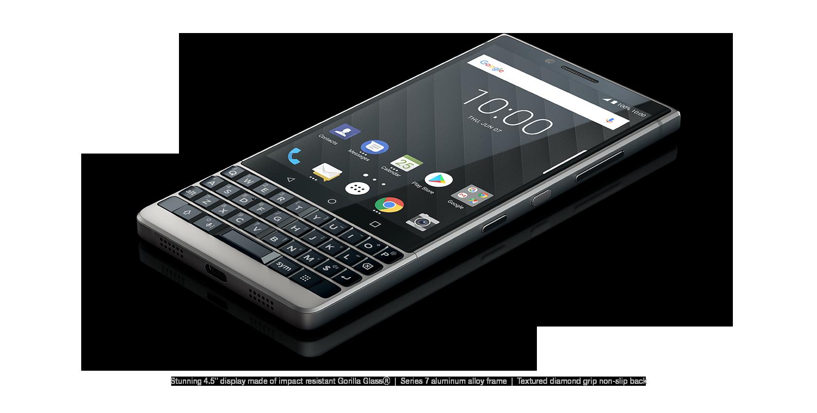 iconic design 1 - BlackBerry KEY2
