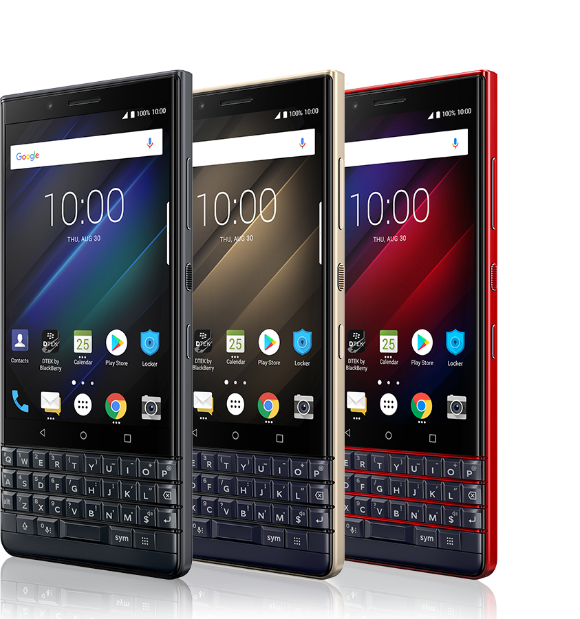 blackberry key 2 hero image - BlackBerry KEY2 LE