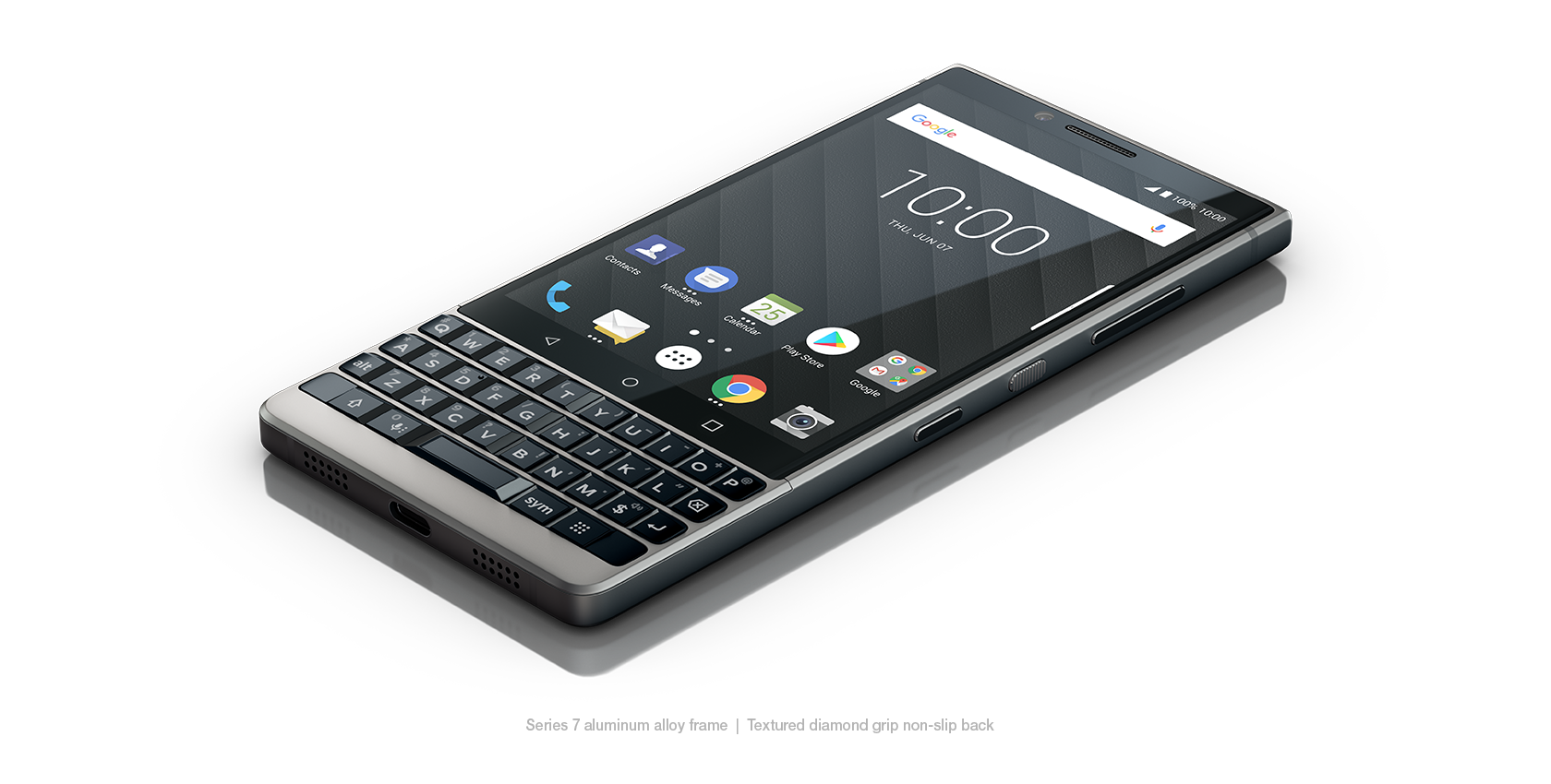 blackberry key2 front preview - BlackBerry KEY2