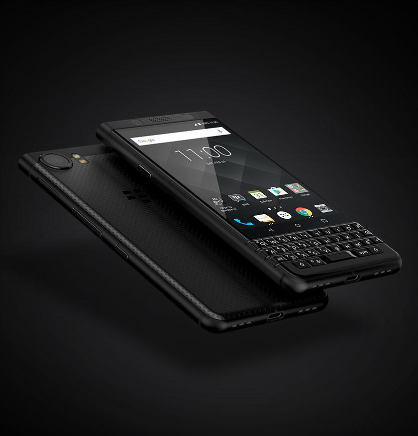 blackberrymobile keyone component 2 preview - BlackBerry KEYone