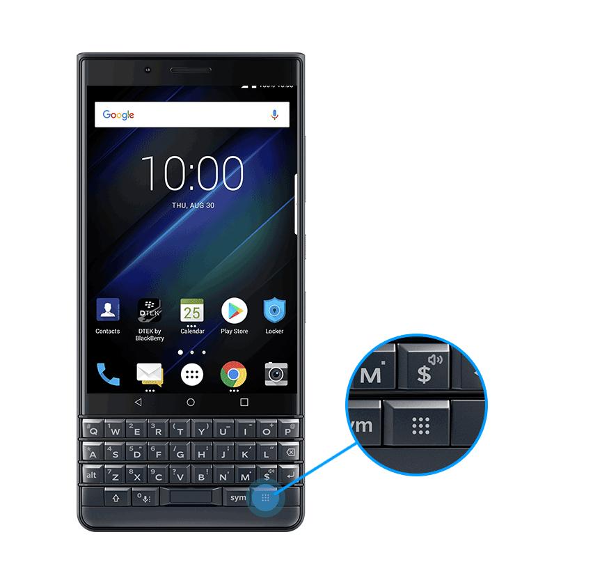 speedkey - BlackBerry KEY 2 LE