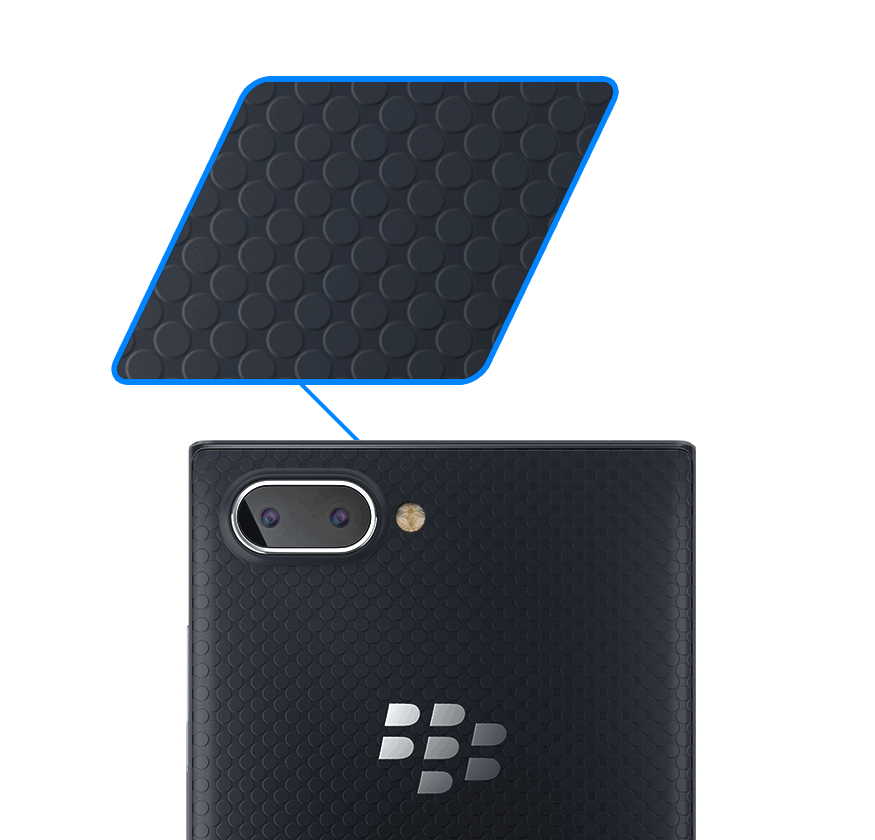 mobile back - BlackBerry KEY2 LE