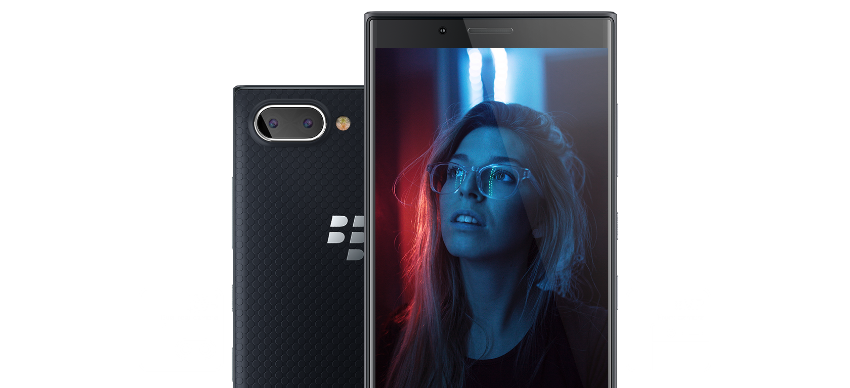dual camera - BlackBerry KEY2 LE