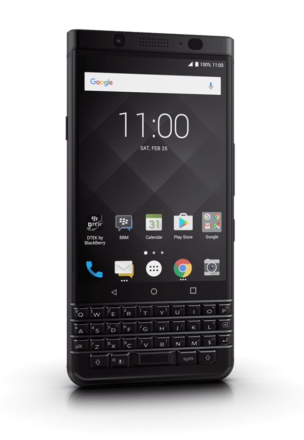 KEYone Black.362 - BlackBerry KEYone