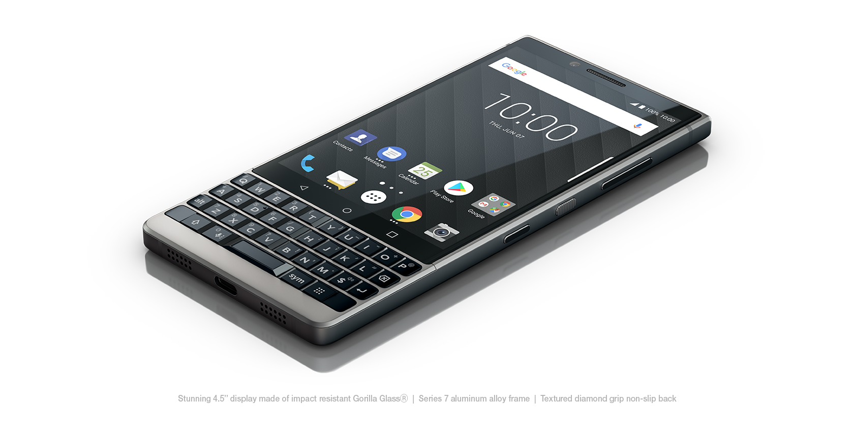 02 B - BlackBerry KEY2