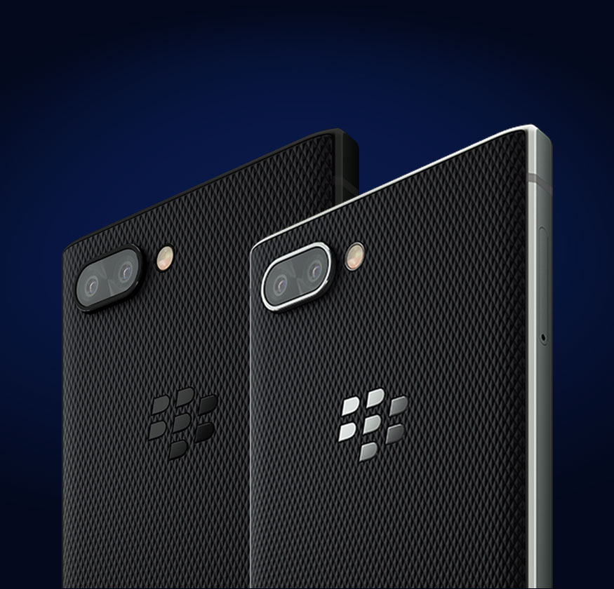 dualcamera mobile - BlackBerry KEY2