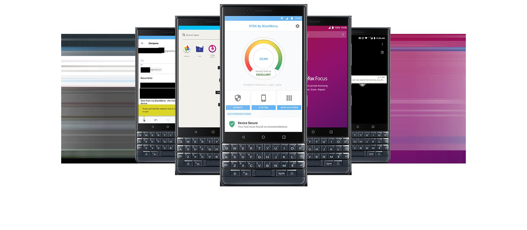 privacy blackberry key 2 le - BlackBerry KEY2 LE