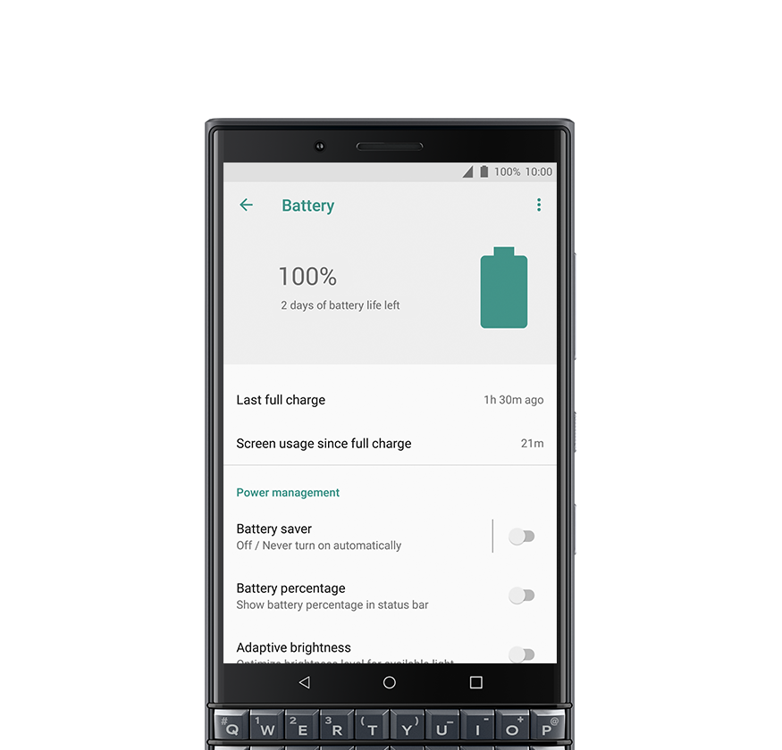 battery - BlackBerry KEY2 LE