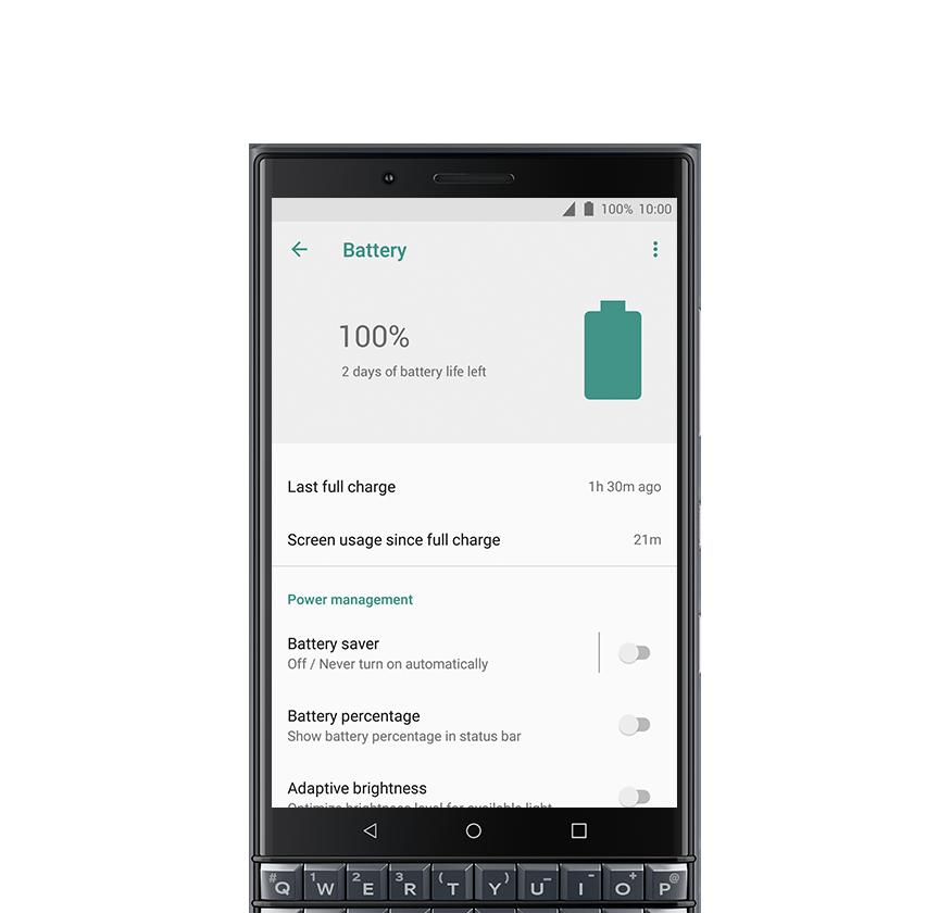battery - BlackBerry KEY2 LE