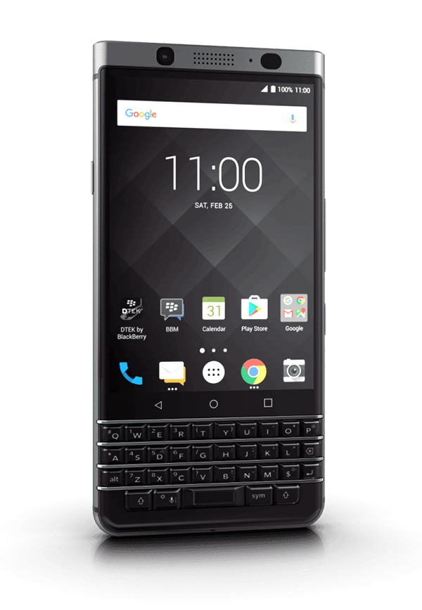 Mercury TT.36 - BlackBerry KEYone