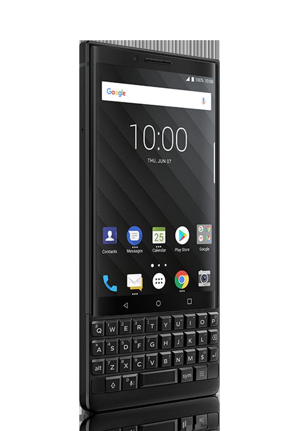 key2red mobile 2 - BlackBerry KEY2