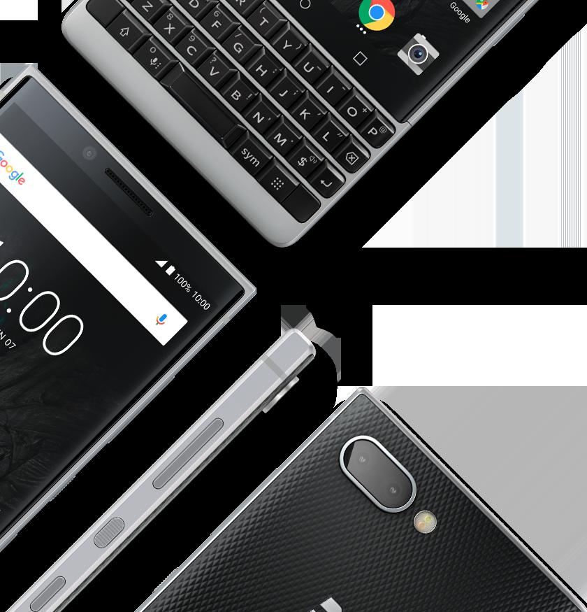 iconic design mobile1 - BlackBerry KEY2