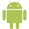 Android logo - BlackBerry KEY 2 LE