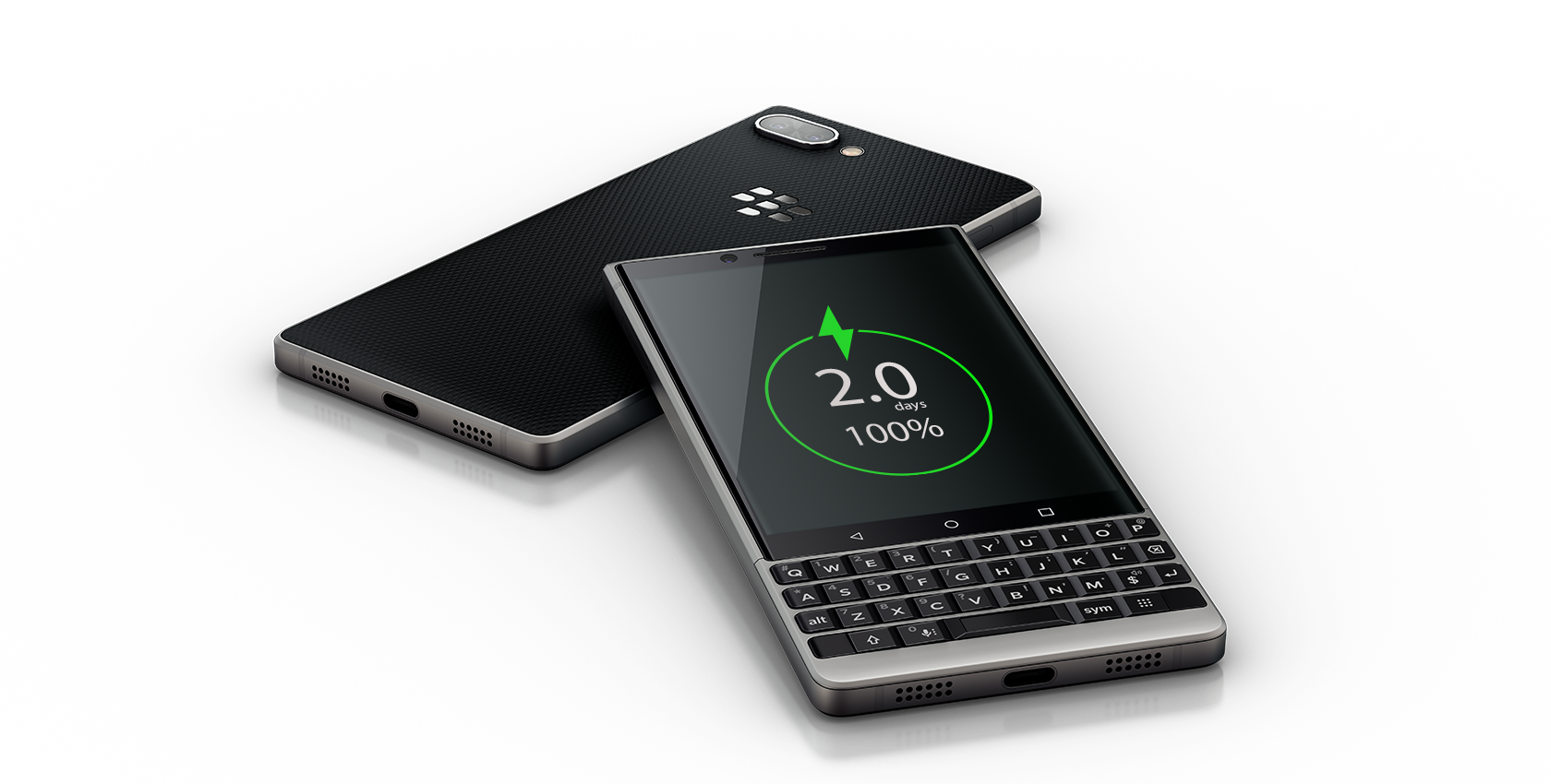 charge desktop - BlackBerry KEY2