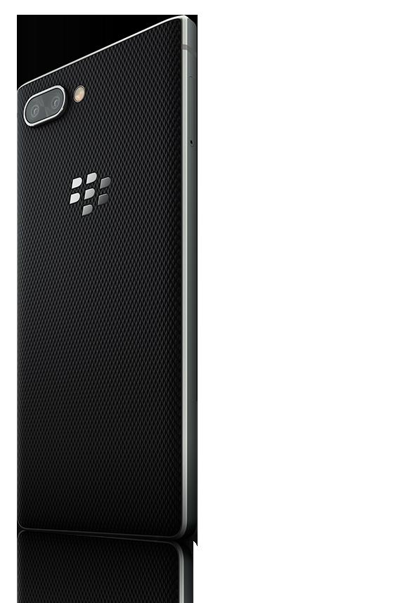 key 2 back view - BlackBerry KEY2