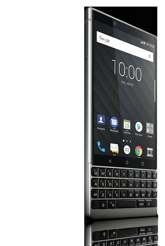 key 2 front view - BlackBerry KEY2