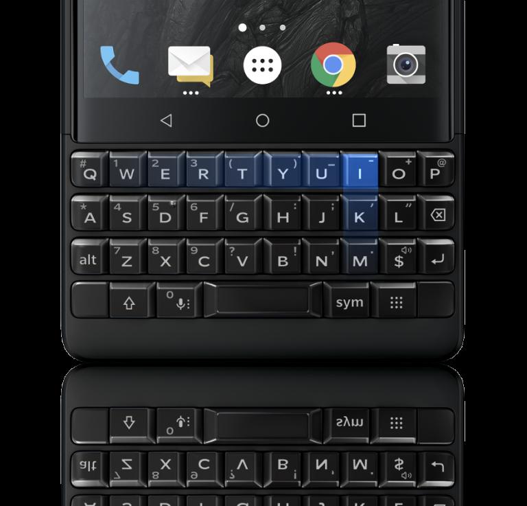 keyboard - BlackBerry KEY2