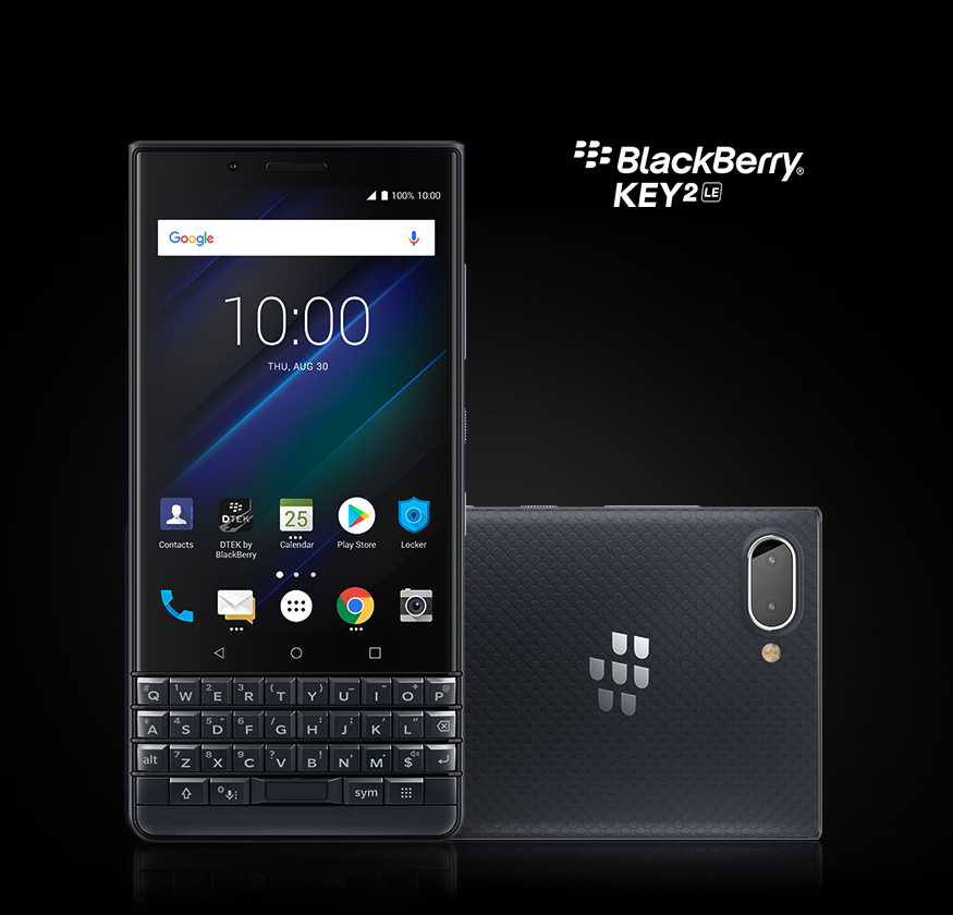 key2le packshot2 - BlackBerry KEY 2 LE