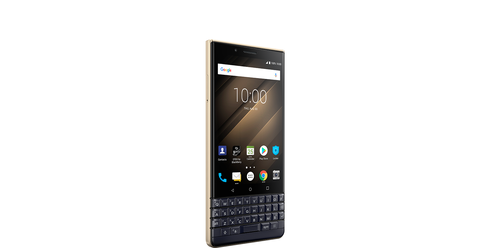 key 2 le champagne - BlackBerry KEY 2 LE